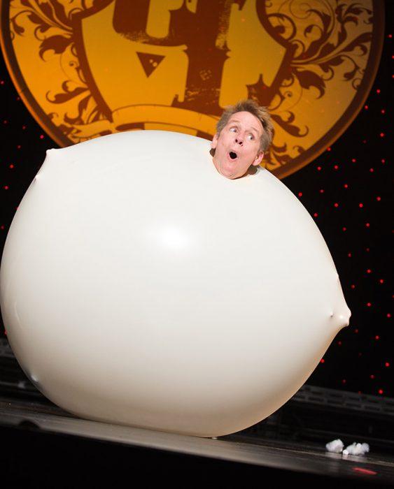 Chris Linn Balloon Act