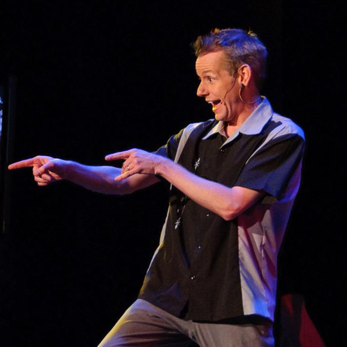 Chris Linn Comedian