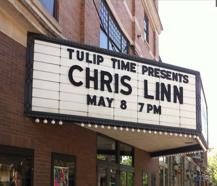 Chris Linn - Knickerbocker Theater