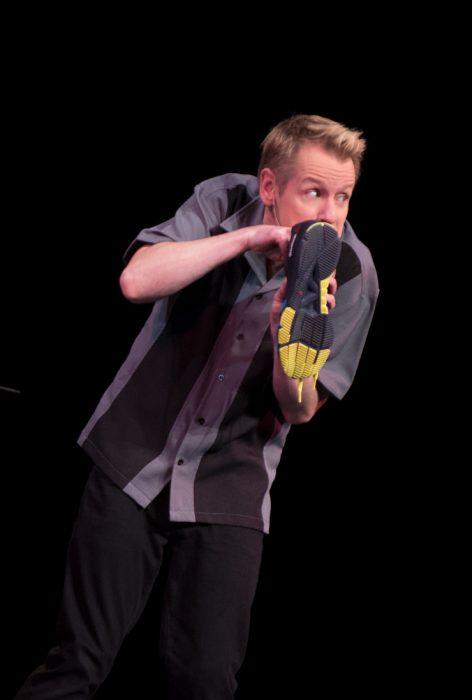 comedian magician Chris Linn 2017