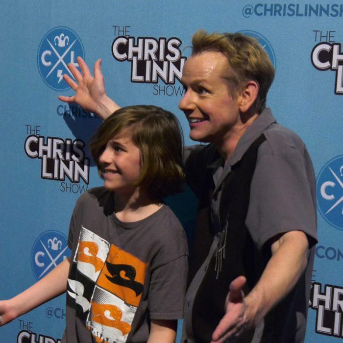Chris Linn Show Red Carpet