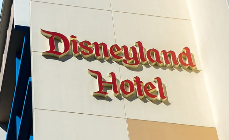 Disneyland hotel Events